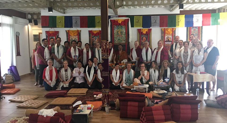Retreat - Medicine Buddha Centre