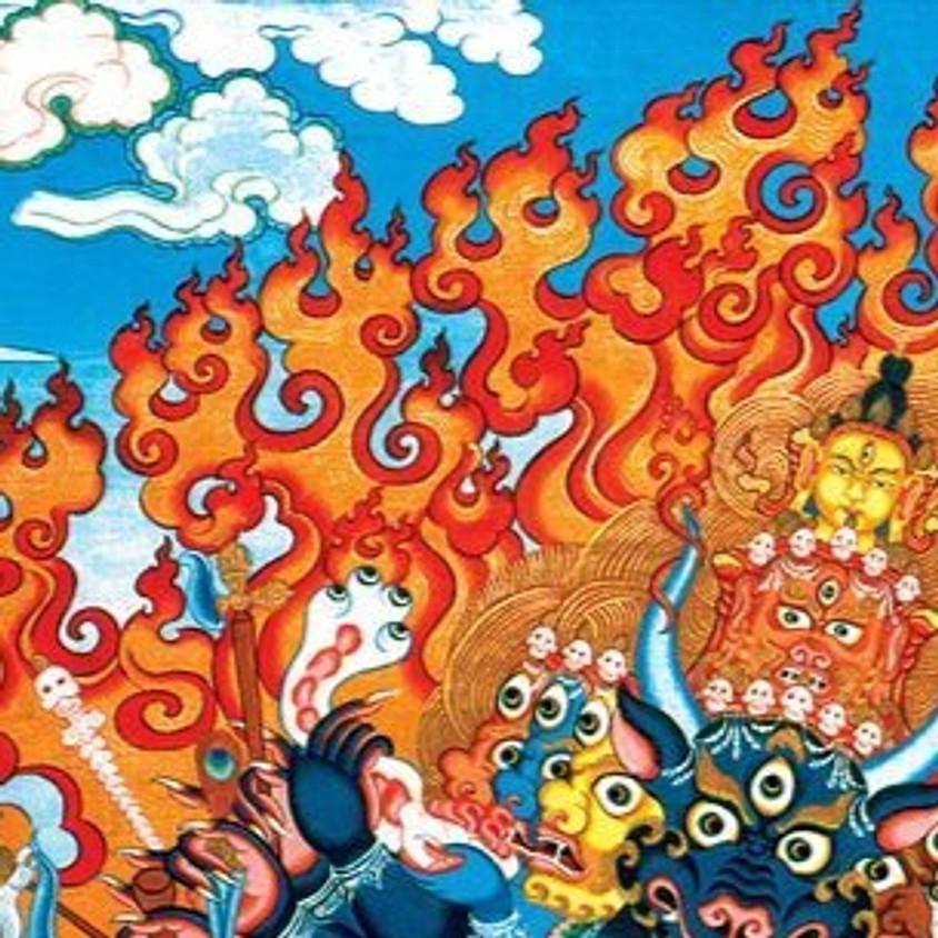 Yamantaka Retreat Preliminary - Chanting Practice