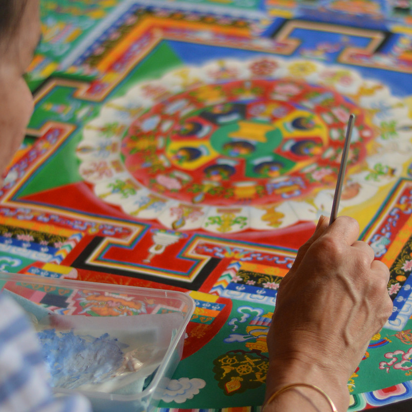 Mandala Retreat