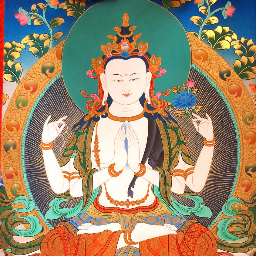 Vajrasattva Retreat with Empowerment