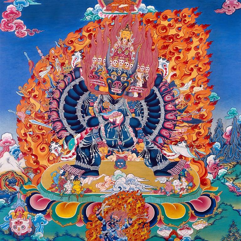 Yamantaka Practice - Initiates Only