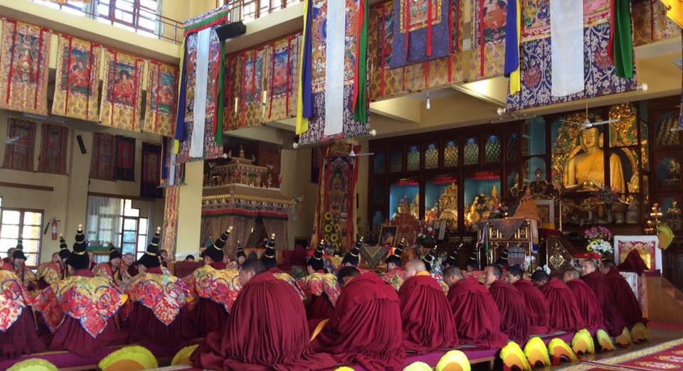 Tour - Medicine Buddha Centre.
