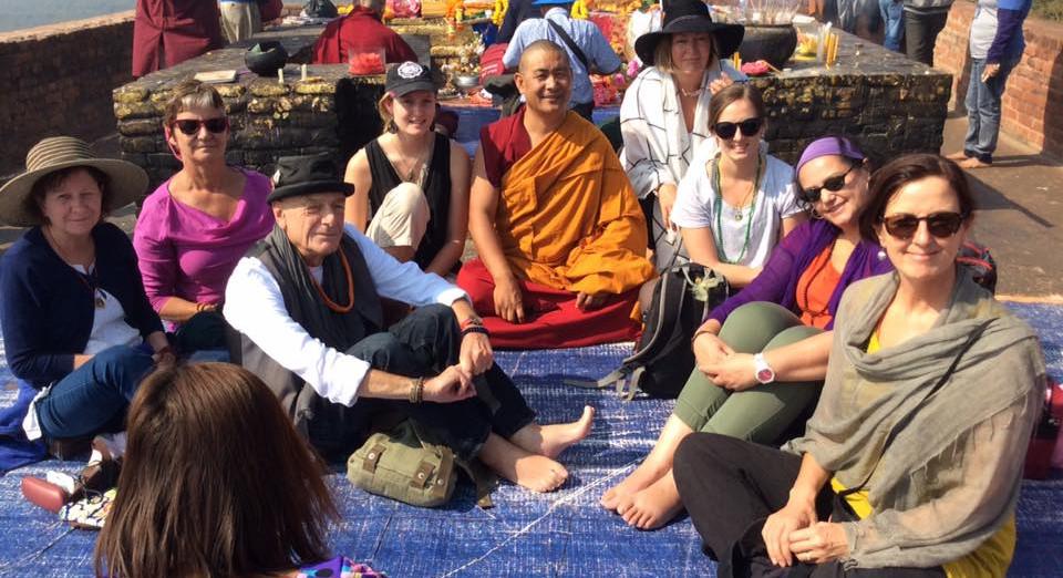 Tour -Medicine Buddha Centre.