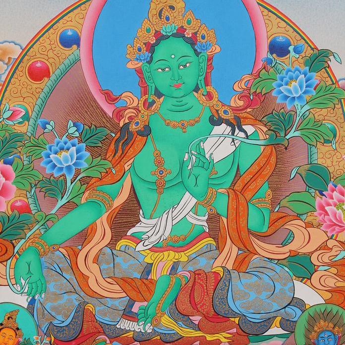 Tara Retreat with Fire Puja