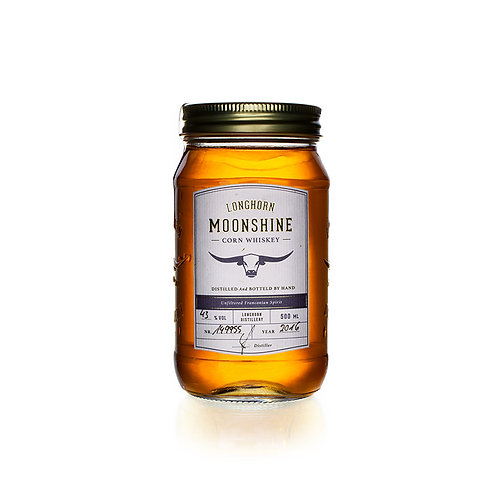 LONGHORN DISTILLERY High Rye Bourbon