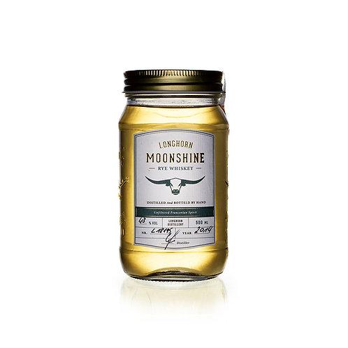 LONGHORN DISTILLERY Rye Whiskey