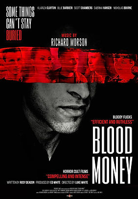 Blood money new Poster (Music by Richard
