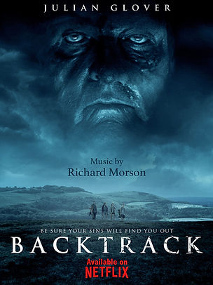 Backtrack Poster (Music By Richard Morso