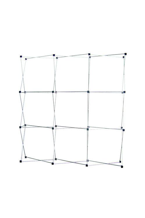 MURO PLEGABLE  (Estructura) 2.25 x 2.25 mts