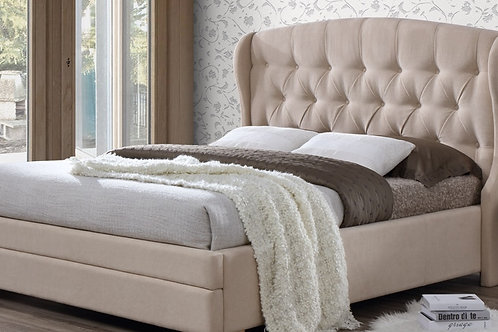 Harper King Bed With Foot Draw