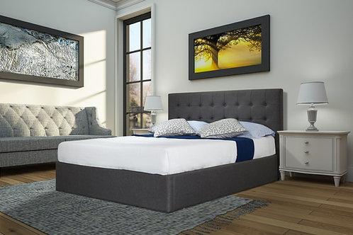 Amelia Lift Up Bed - Double