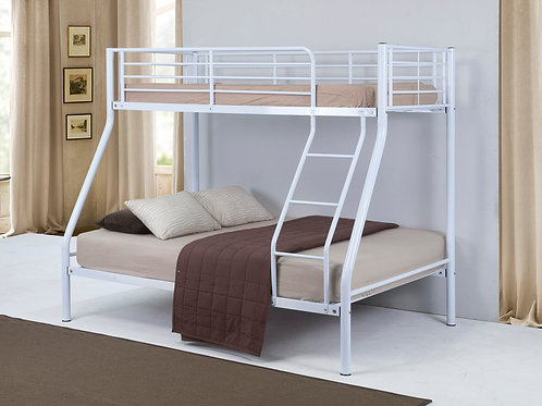 NAPOLEON BUNK BED II (Single over Double)