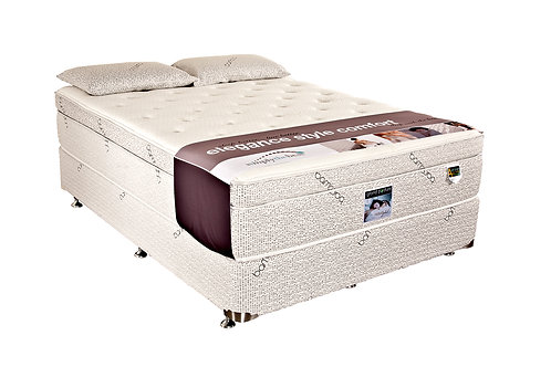 Grand Posture Plush Single Mattress