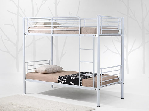 NAPOLEON BUNK BED (Single over Single)