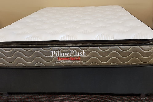 Pillow Plush Double Mattress