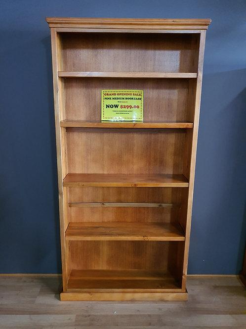 Pine Medium Bookcase