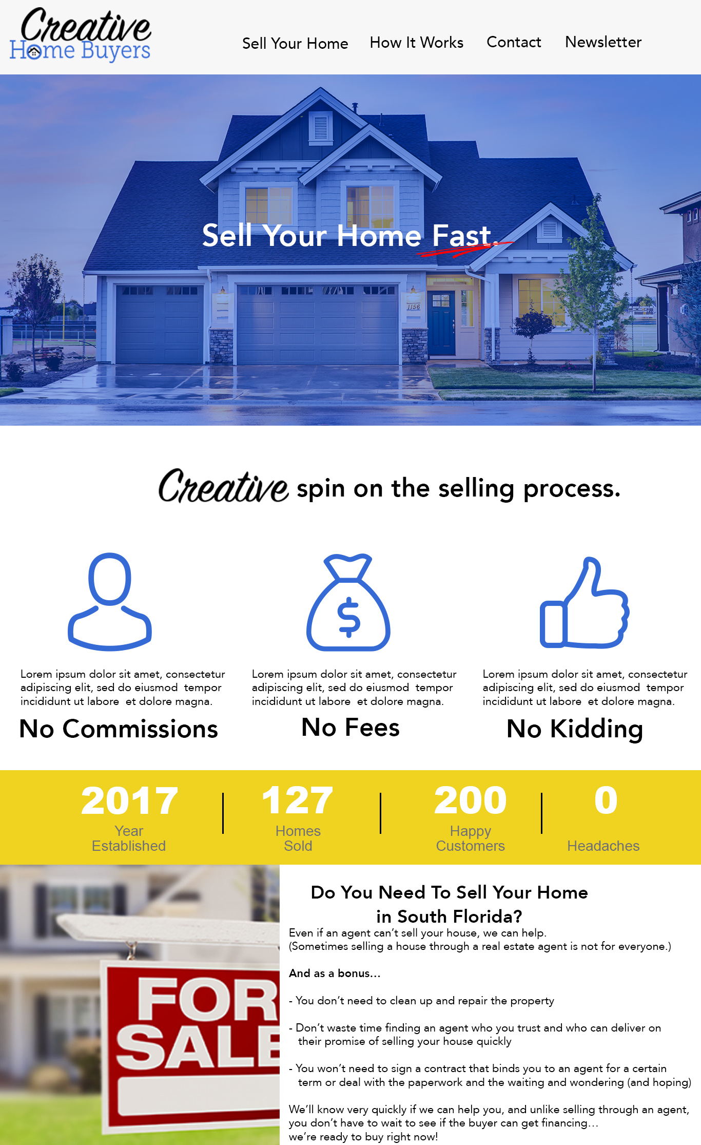 Creative Home Buyers