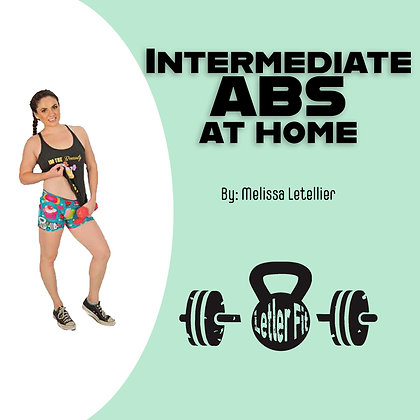 Intermediate Abs at Home
