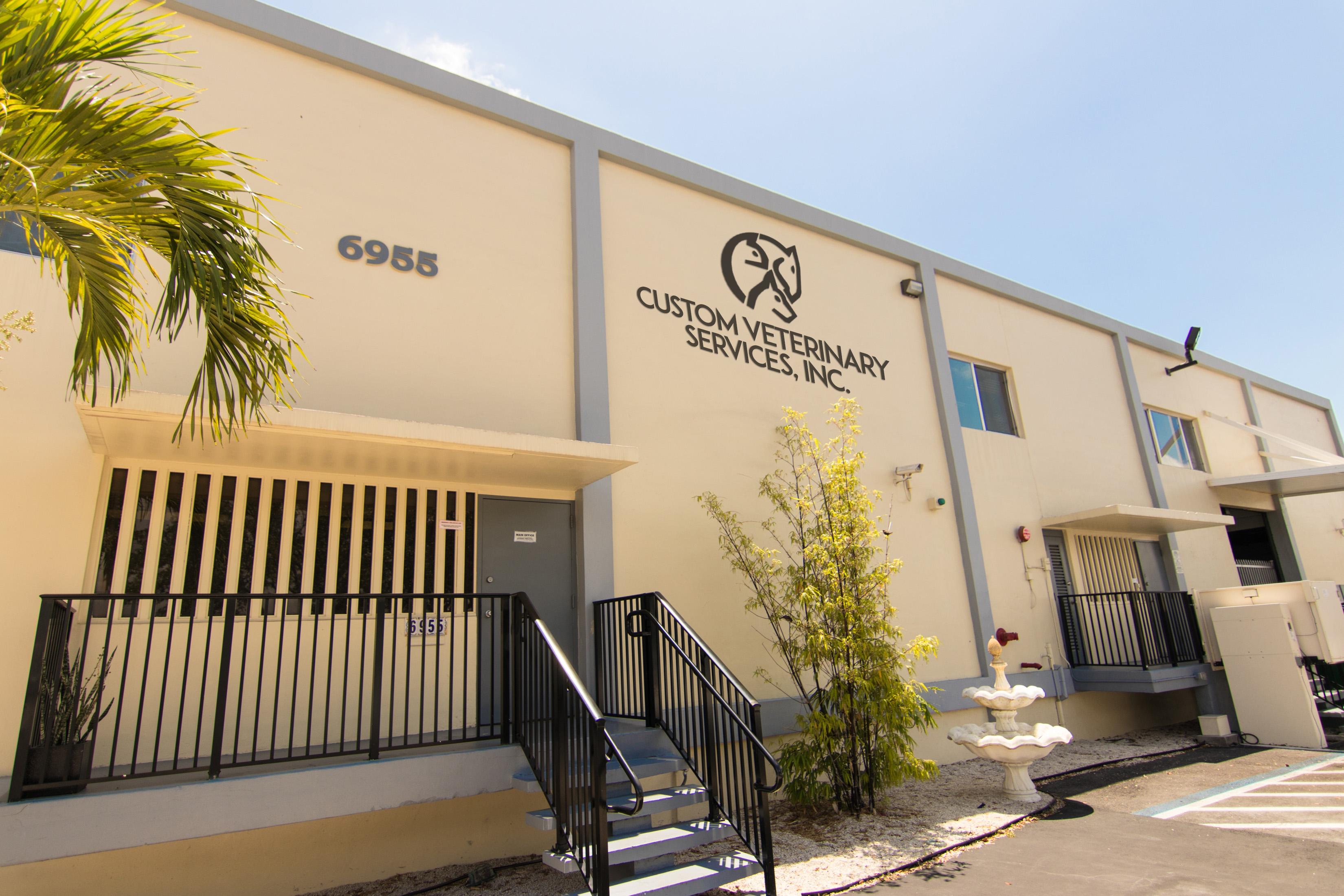 Corporate: Custom Vet Services