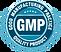 Good Manufacturing Practice Seal