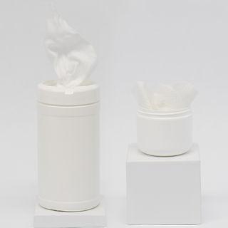Miconazole, USP 1% & Chlorhexidine Gluconate USP, 2% Large & Small Wipes