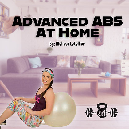 Advanced Abs at Home