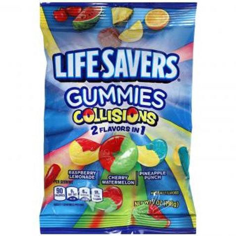 Life Savers Gummies Collisions 198g
