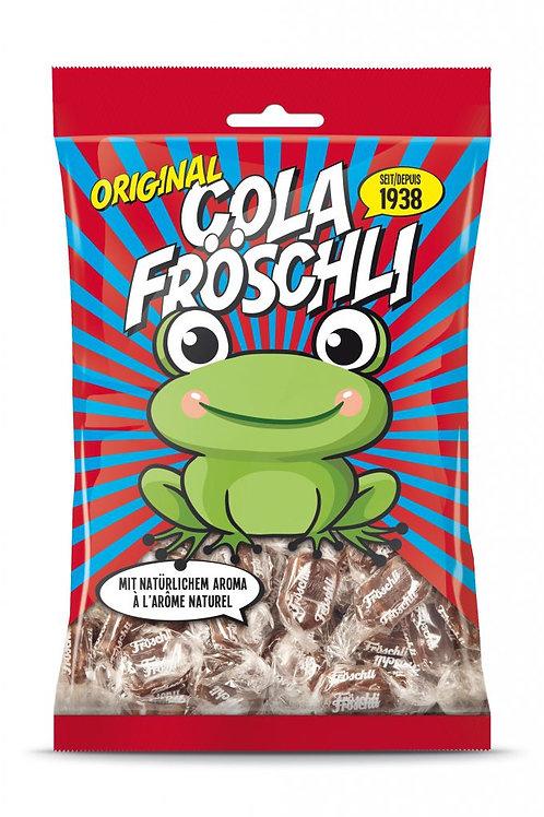 Cola Fröschli Bonbons