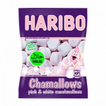 Haribo Halal Chamallows 70g