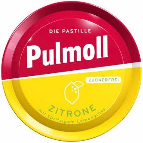 Pulmoll Zitrone zuckerfrei 50g