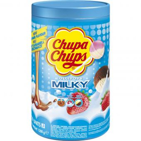 Chupa Chups Milky 100er