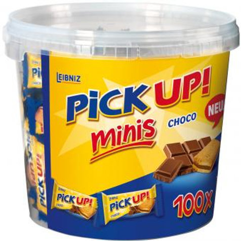 PiCK UP! minis Choco 100pcs