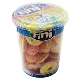 Fini Cup Peach Rings 200g