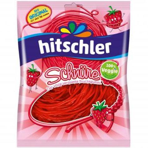hitschler Schnüre Erdbeere 125g
