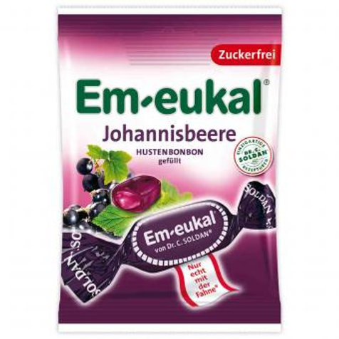 Em-eukal Johannisbeere zuckerfrei 75g