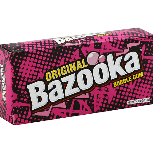 Bazooka Buble Gum Original