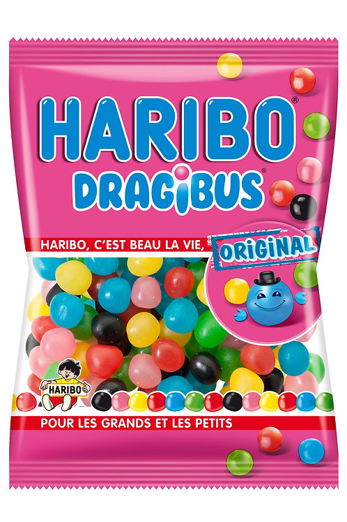 Haribo Dragibus Original 120g