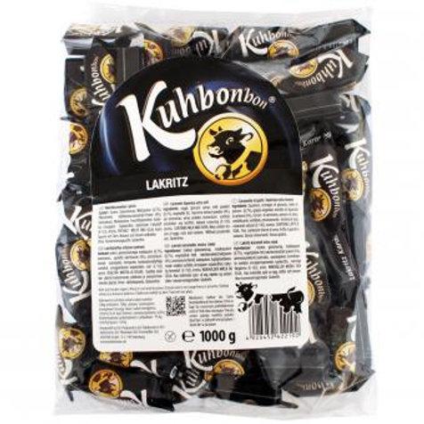 Kuhbonbon Lakritz 1kg