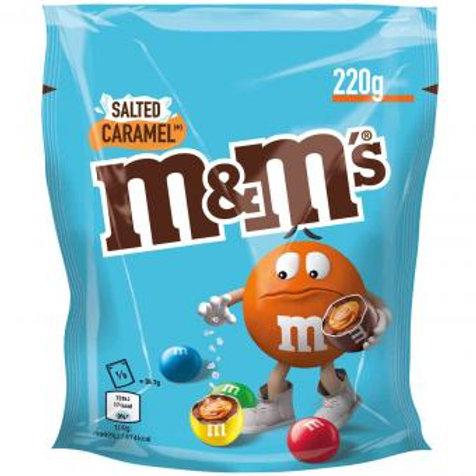 M&M'S Salted Caramel 220g