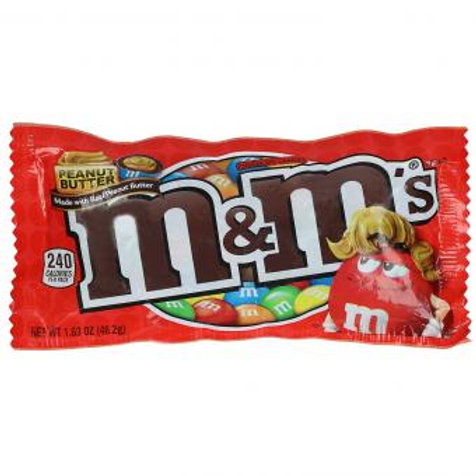 M&M'S Peanut Butter 46,2g