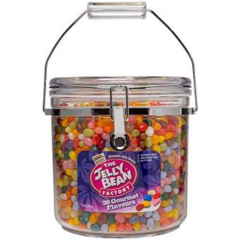 The Jelly Bean Factory 36 Gourmet Flavours Monster Jar 4,2kg
