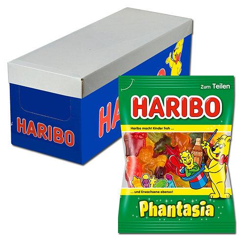 Haribo Phantasia, Fruchtgummi, 17 Beutel, 200g