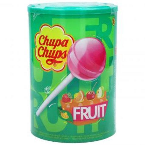 Chupa Chups Fruit 100pcs