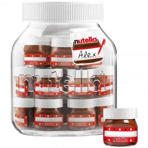 Nutella Mini Friends Edition 21x30g
