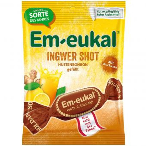 Em-eukal Ingwer Shot 75g
