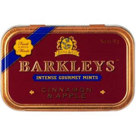 Barkleys Cinnamon & Apple 50g