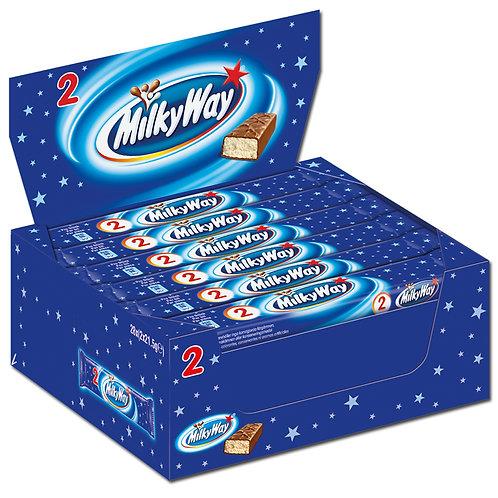 Milky Way, 28 Riegel