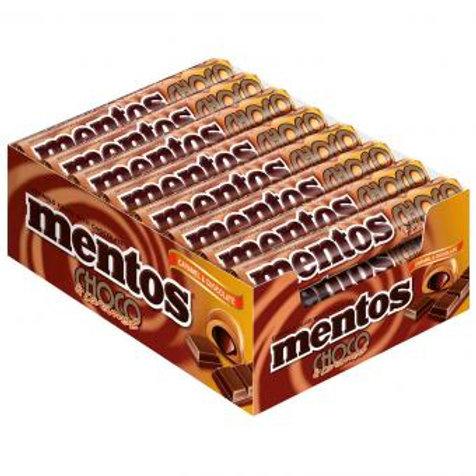 mentos Choco & Caramel 24x38g