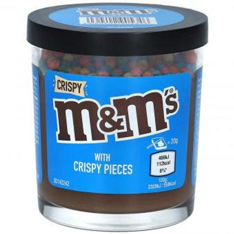M&M'S Crispy Brotaufstrich 200g