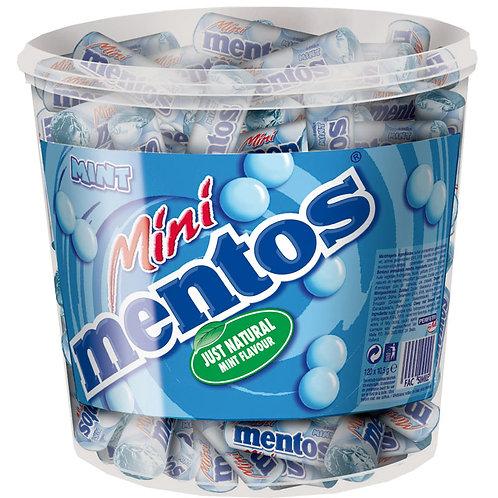 Mentos Mini Mint Rolle, 120pcs